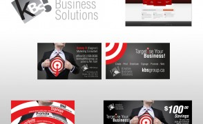 Business Identity – Marketing Agency