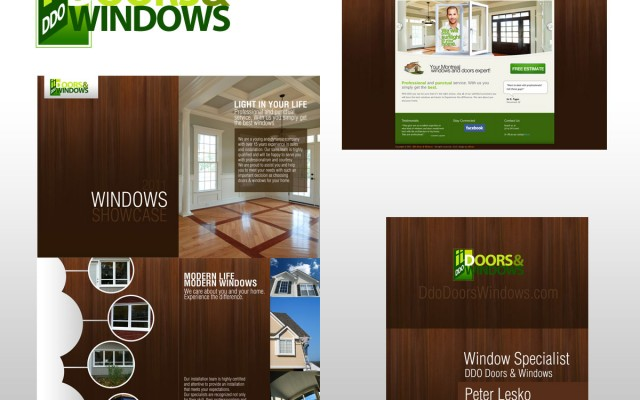 DDO Doors & Windows Identity